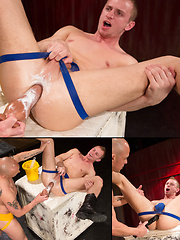 Club Inferno Dungeon – Hole Busters 9 (Scene 3) - Gay porn pics at GayStick.com