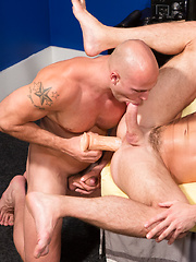 Club Inferno Dungeon – Hole Busters 9 (Scene 2) - Gay porn pics at GayStick.com