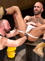 Club Inferno Dungeon – Red Handed (Scene 4) - Gay porn pics at GayStick.com