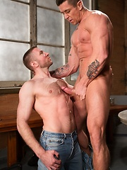 Club Inferno Dungeon – Red Handed (Scene 1) - Gay porn pics at GayStick.com