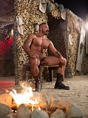 Club Inferno Dungeon – Fire In The Foxhole (Scene 3) - Gay porn pics at GayStick.com