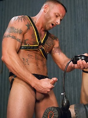 Club Inferno Dungeon – Hole Busters 7 (Scene 1) - Gay porn pics at GayStick.com