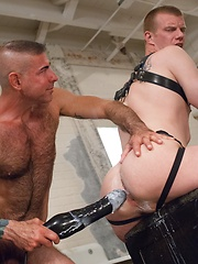 Club Inferno Dungeon – Hole Busters 6 (Scene 5) - Gay porn pics at GayStick.com