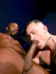 Raging Stallion - Race Cooper & Seven Dixon - Gay porn pics at GayStick.com