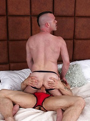Adam Sins Barebacks Patrick O'Connor - Gay porn pics at GayStick.com