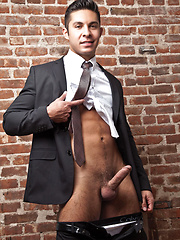 Michael Lucas Fucks Seth Treston Raw - Gay porn pics at GayStick.com