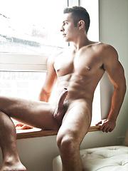 Raw Bareback Flip-Fucking Featuring Michael Lachlan and Seth Treston - Gay porn pics at GayStick.com
