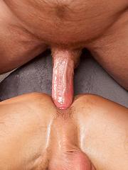 Porter & David: Bareback - Gay porn pics at GayStick.com