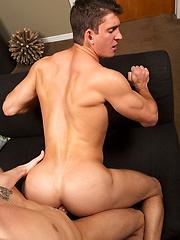 Parker & Joey: Bareback - Gay porn pics at GayStick.com