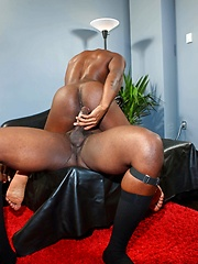 Next Door Ebony - Down to Business - Gay porn pics at GayStick.com