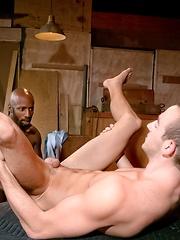 Fetish Force - Race Cooper & Byron Saint - Gay porn pics at GayStick.com