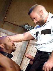 Fetish Force - Race Cooper & Dirk Caber - Gay porn pics at GayStick.com