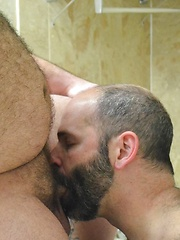 Troy McNastee And Machael Johnson Need It NOW - Gay porn pics at GayStick.com