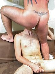 Cub Visits Marc Angelo - Gay porn pics at GayStick.com
