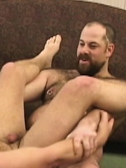 Hungry? Have A Cub Sandwich With Venice Cub, Andrew Mason And Joey - Gay porn pics at GayStick.com