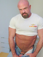 Sex Pigs Jesse Hammer and Wolf Getz - Gay porn pics at GayStick.com