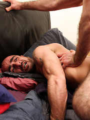 Merciless Fucker Michel Rudin Pounds Cock Hungry Ulysse Full Of Big Dick - Gay porn pics at GayStick.com