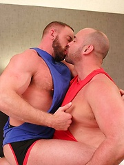 Tyler Reed Tops Bareback Top Shay Michaels - Gay porn pics at GayStick.com