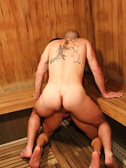 Butch Bloom Rewards Draven Torres With A Steamy Load - Gay porn pics at GayStick.com