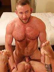A Bareback Bottom Whore Star Is Born - Gay porn pics at GayStick.com