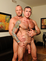 Nick Moretti Wrecks Yet Another Raw Fuck Hole - Gay porn pics at GayStick.com