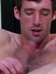 Derrick Manx is The Self Sucker. Watch him go down balls-deep on his cock while plugging his ... - Gay porn pics at GayStick.com