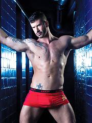 Adam Killian Bareback Premiere - Gay porn pics at GayStick.com