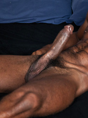Michael Lucas Fucks the Cum Out of Black Stud Sean Xavier