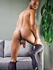 Bareback Double Penetration: Jed Athens, Drew Sumrock, and Nova Rubio - Gay porn pics at GayStick.com