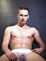 Tyler Wolf Works Out His Cock in Justin Cruise Ass - Gay porn pics at GayStick.com