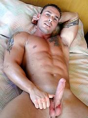 Sicilian guy Manuel Santos - Gay porn pics at GayStick.com