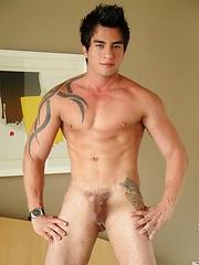 Sexy stud Rick - Gay porn pics at GayStick.com