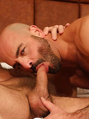 Bareback Sex Pig Chad Brock Gives It Up For Adam Russo - Gay porn pics at GayStick.com