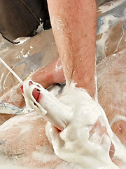 A Messy Edging For Dylan - Gay porn pics at GayStick.com