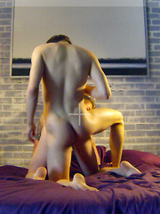 Boyfriends Lukas Grande and Jack Rayder invite you to join them for an intimate interview and bareback flip-fuck