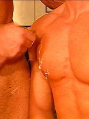 Hot Tub Foursome - Gay porn pics at GayStick.com