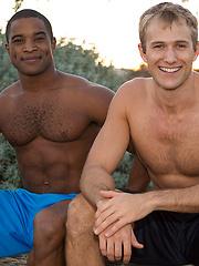 Landon & Blake: Bareback - Gay porn pics at GayStick.com