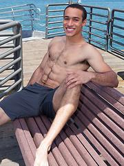 Sexy latino guy Cailean