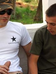 Grunt & Take It - Gay porn pics at GayStick.com