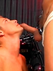 Blowin' More Than Once - Gay porn pics at GayStick.com