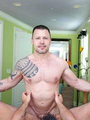 Russ Magnus and Aarin Asker - Gay porn pics at GayStick.com